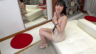 Uncensored Japanese shagging with comely Asian Mai A.