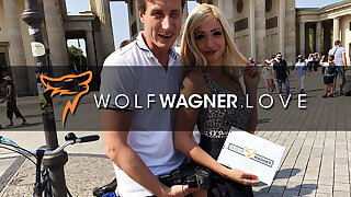 Hot dissimulation in the motel with a golden extra! wolfwagner.love