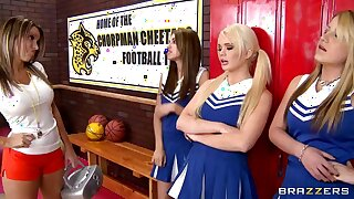 Cheering Chesticles